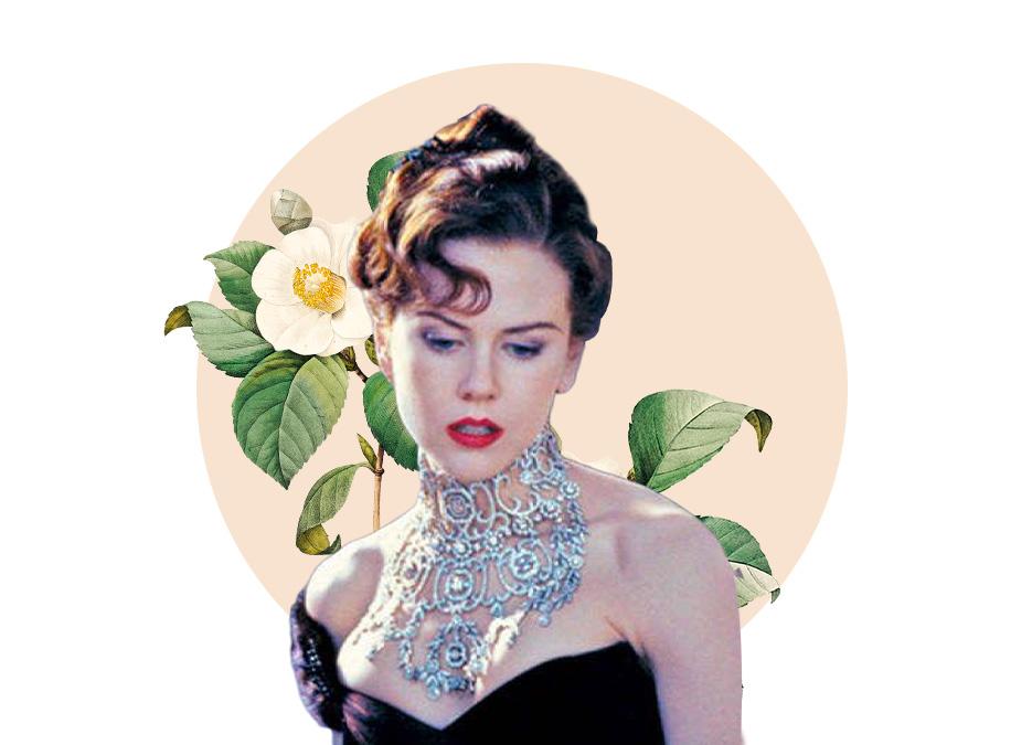 Nicole Kidman en 'Moulin Rouge'/Foto: Arancha Tendillo