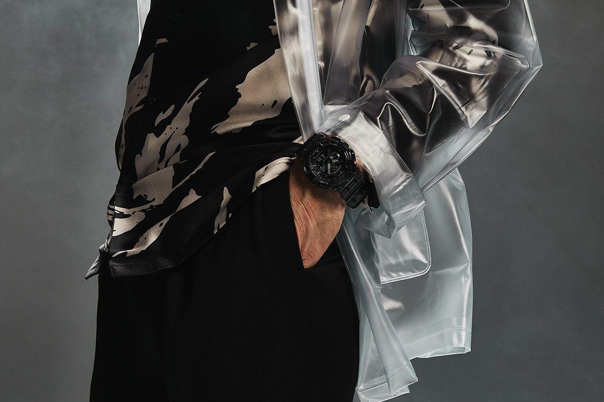 G-SHOCK 'Transparent Pack'. /Foto: G-Shock