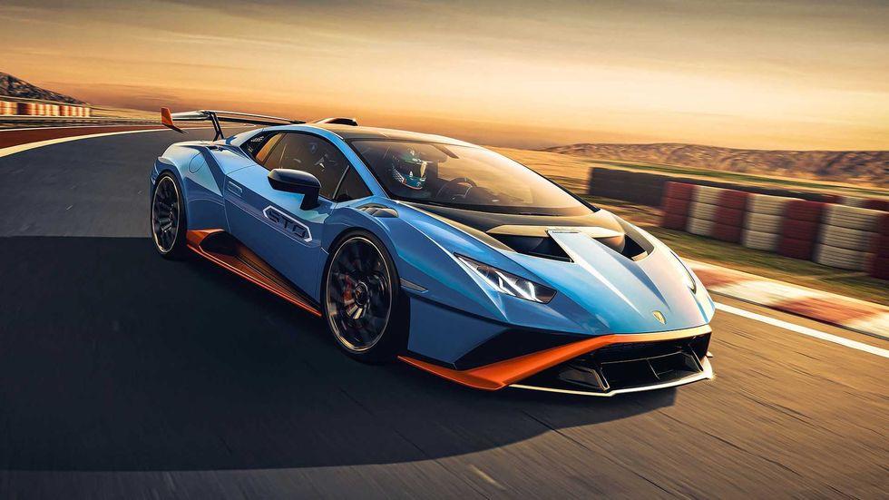 Huracán STO / Foto: Lamborghini