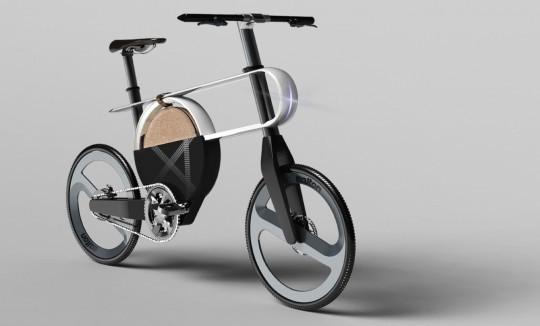 Bicicleta Geo. /Foto: Geo