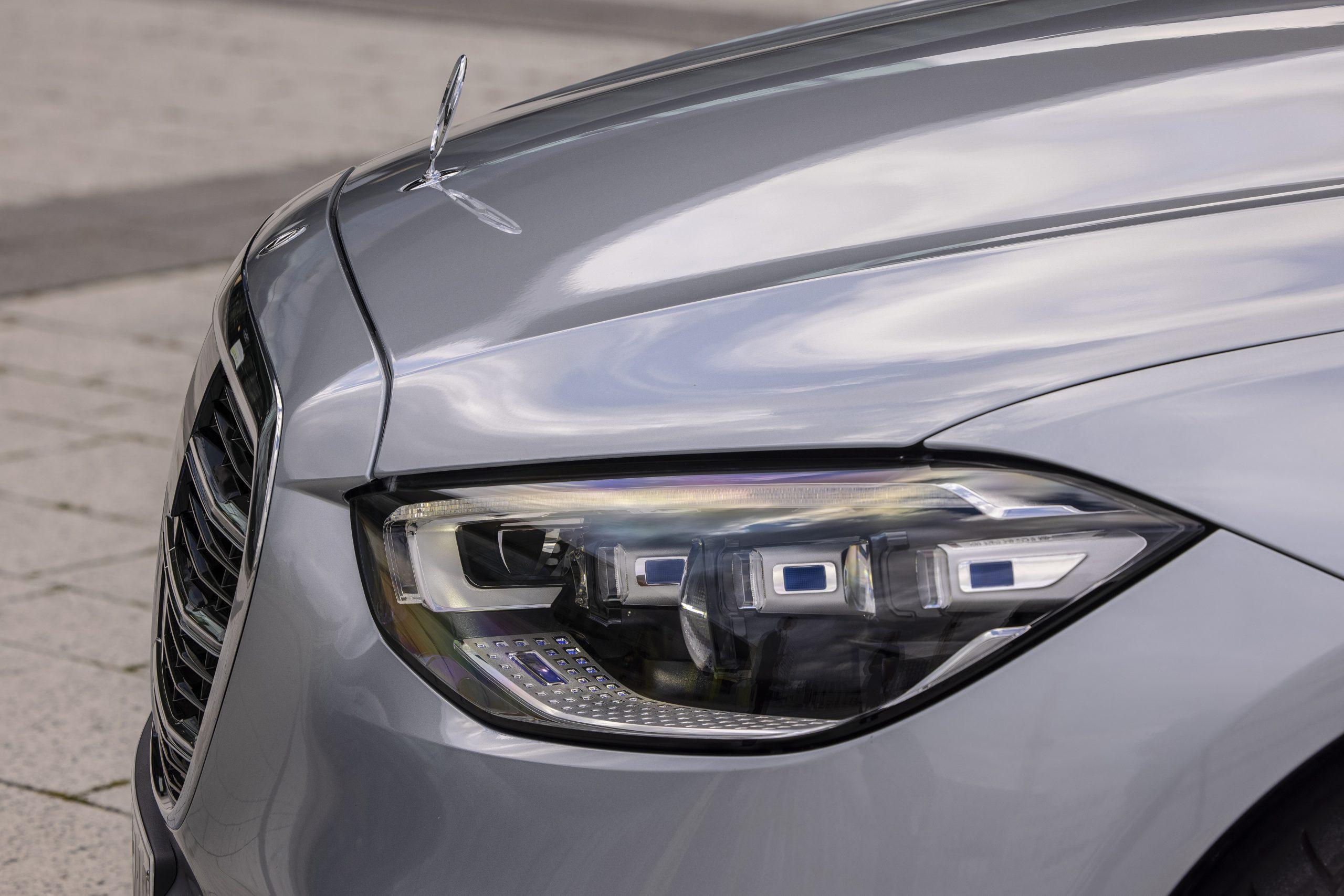 Mercedes Benz S-Klasse/Foto: Mercedes Benz