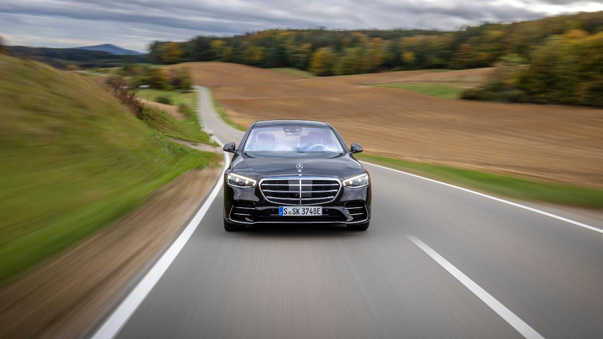 El nuevo Merecedes Clase S/Foto: Mercedes Daimler