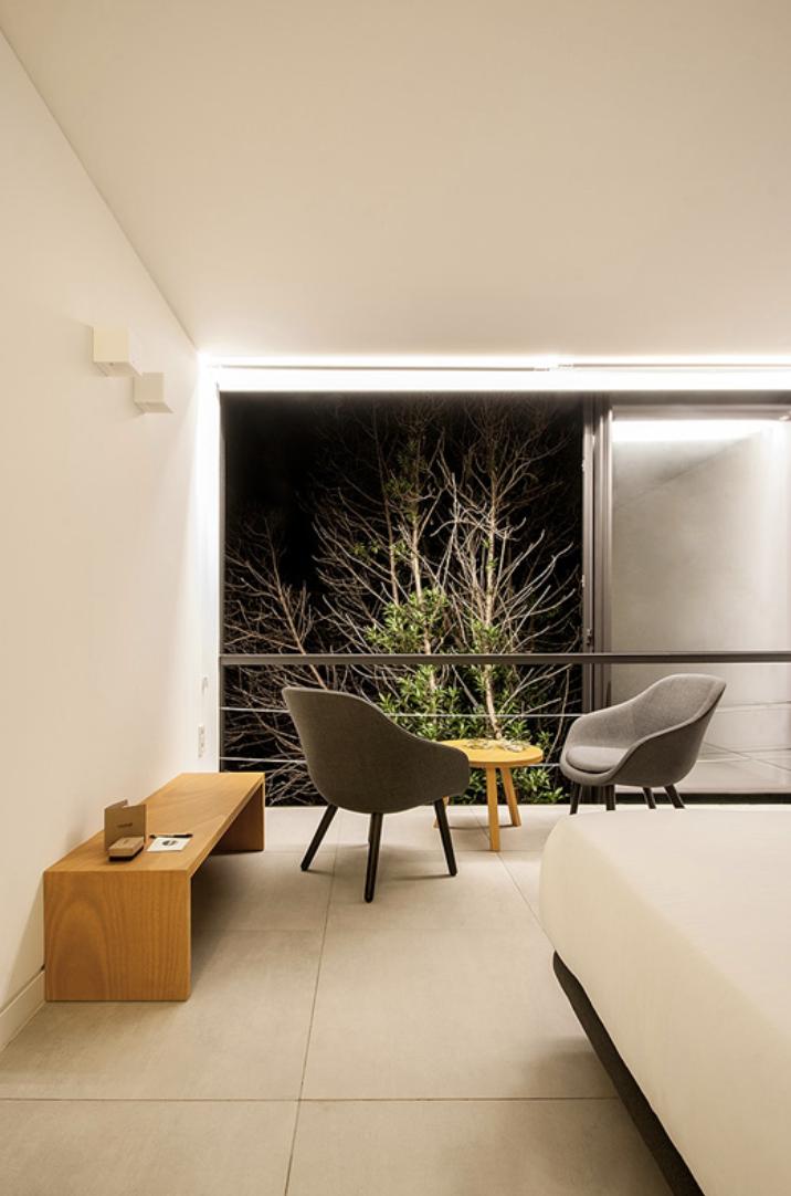 Suite de Vivood Landscape Hotel / Foto: Vivood Landscape Hotel