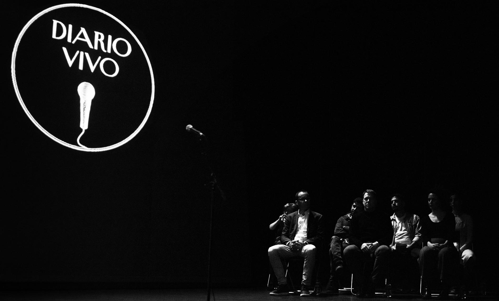 Algunos de los protagonistas de una de las ediciones de Diario Vivo / Foto: Diario Vivo