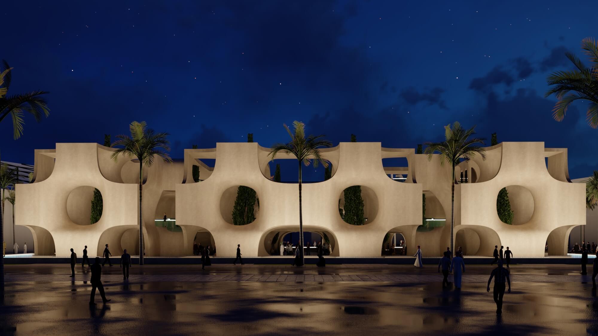 IranPavilion/Foto: Ali-Ahmadi
