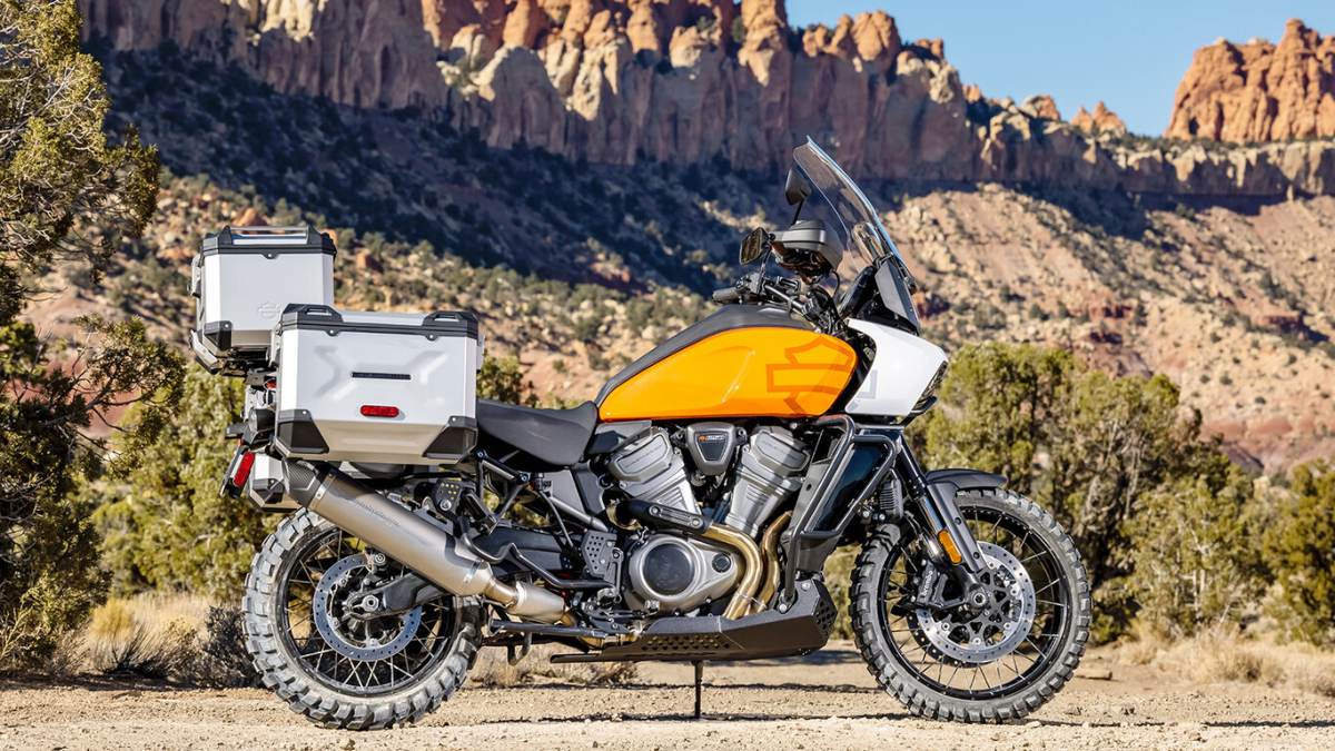 H-D Pan America 2021/Foto: Harley Davidson