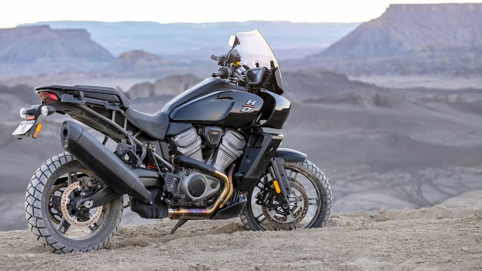 Harley Davidson Pan America 2021
