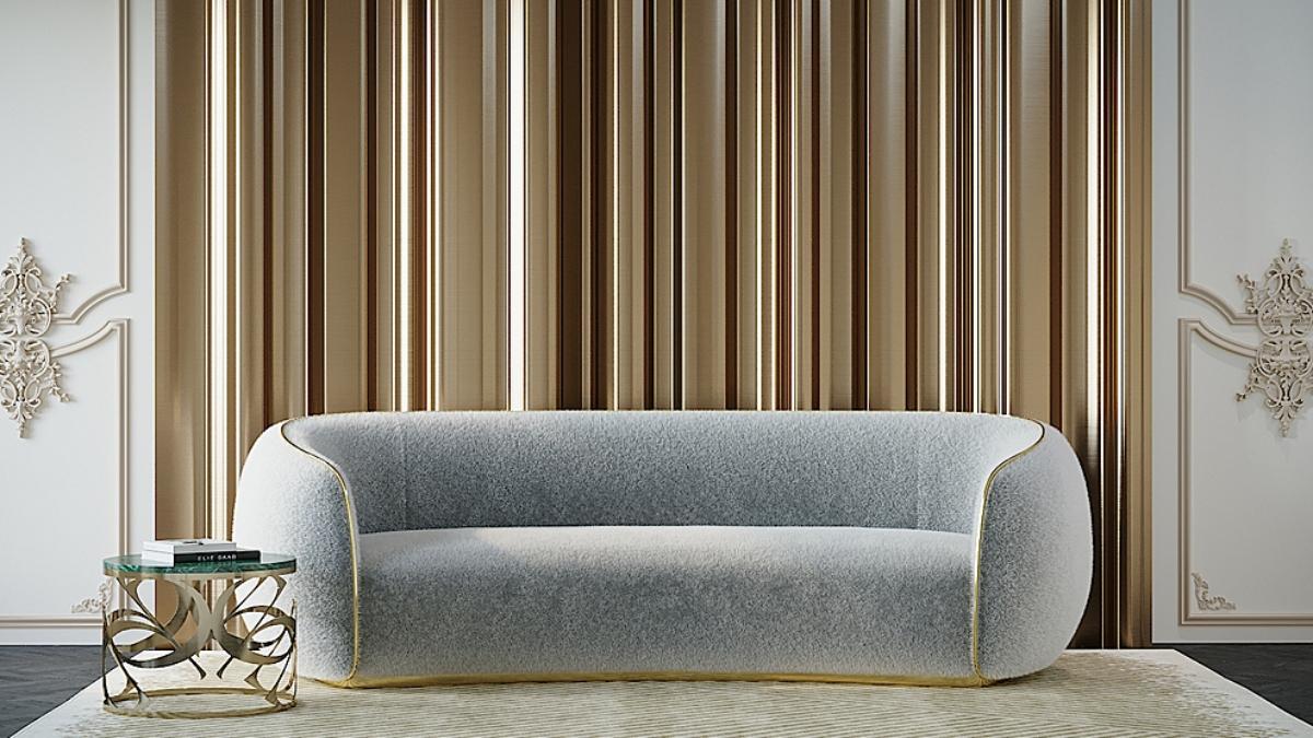 Colección interiorismo: Maison Elie Saab. /Foto: Elie Saab