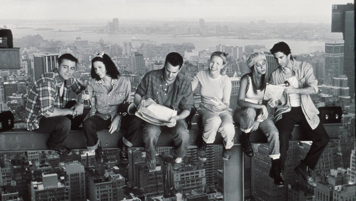 Los protagonistas de Friends/Foto: Getty