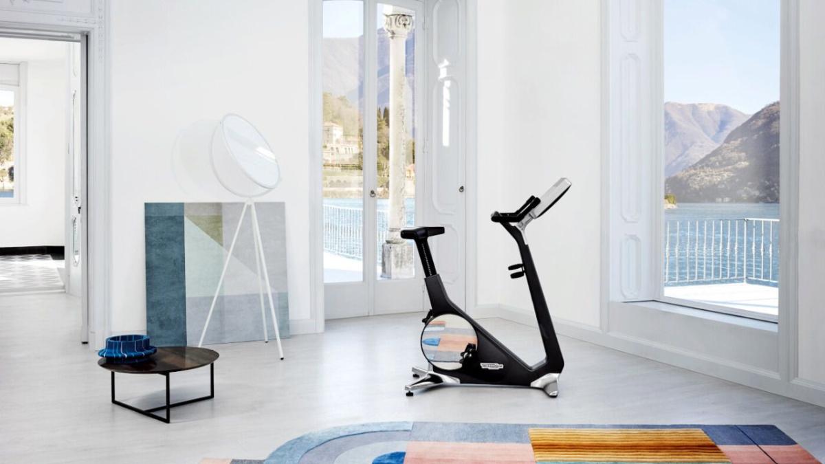 La Technogym Bike/ Foto: Technogym