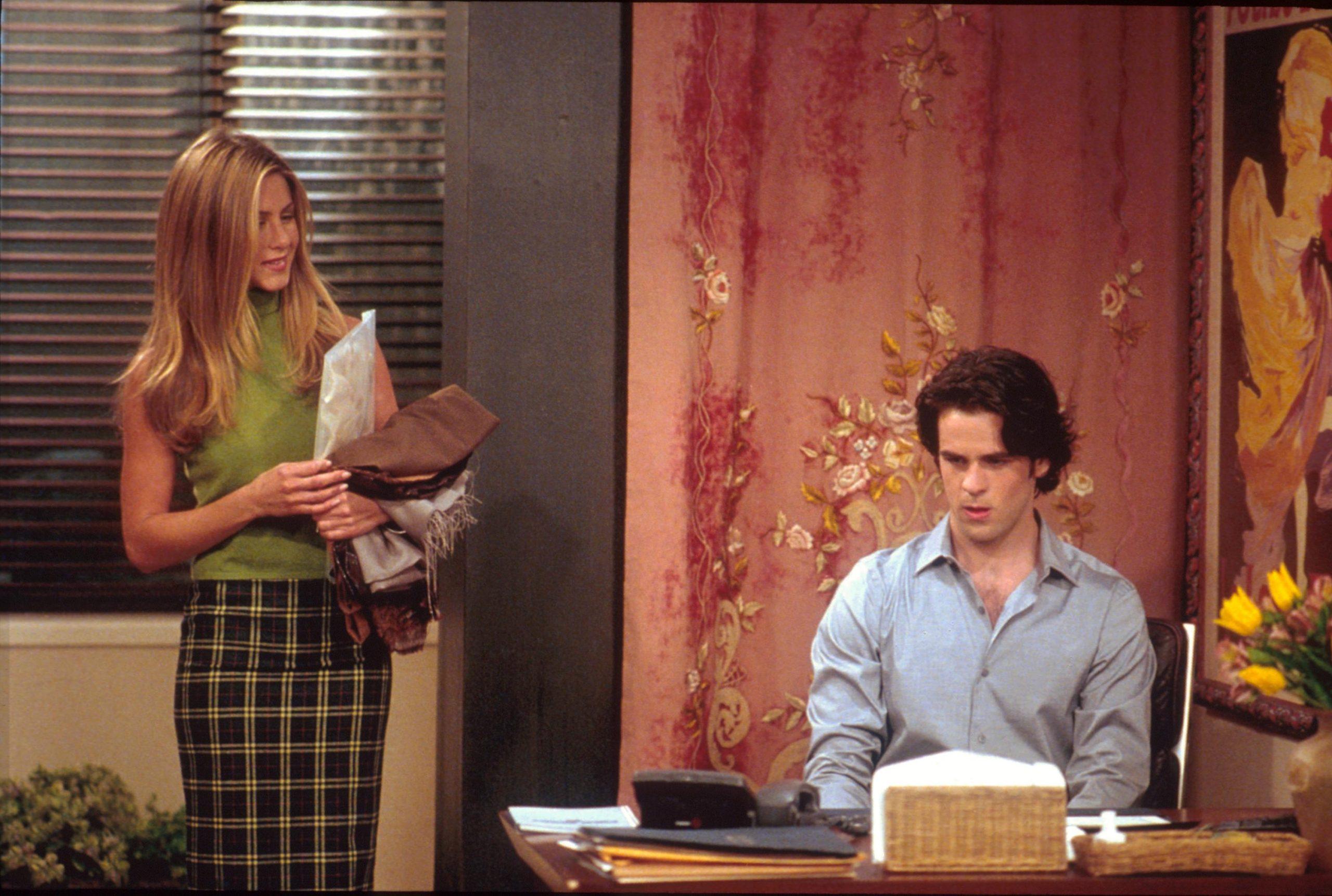 El personaje de Rachel en 'Friends'/Foto: Getty