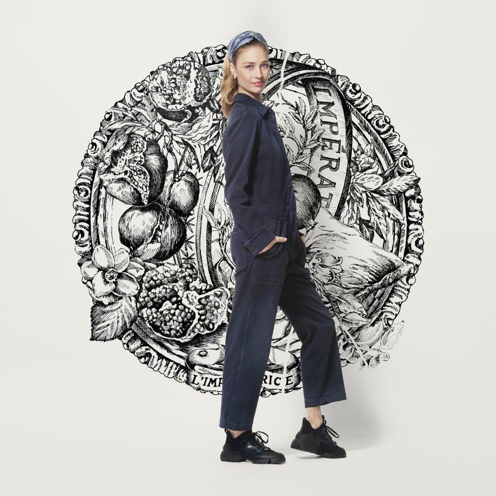 Beatrice Borromeo para Dior/Foto: Dior