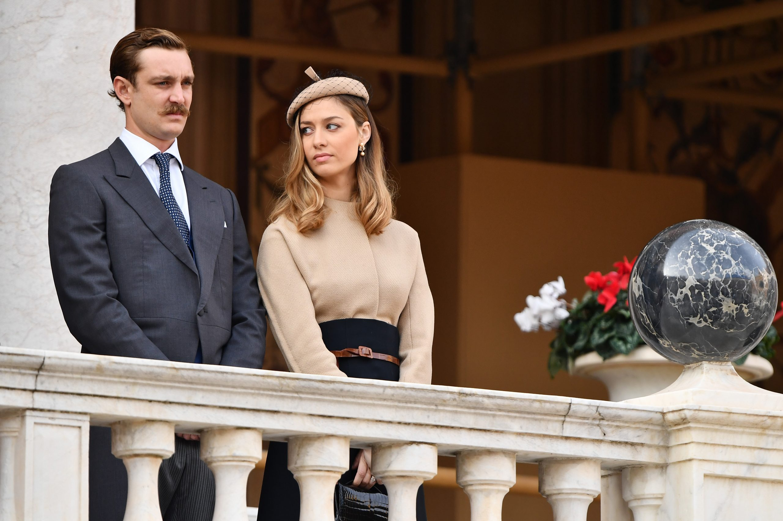 Pierre Casiraghi y Beatrice Casiraghi/Foto: Getty