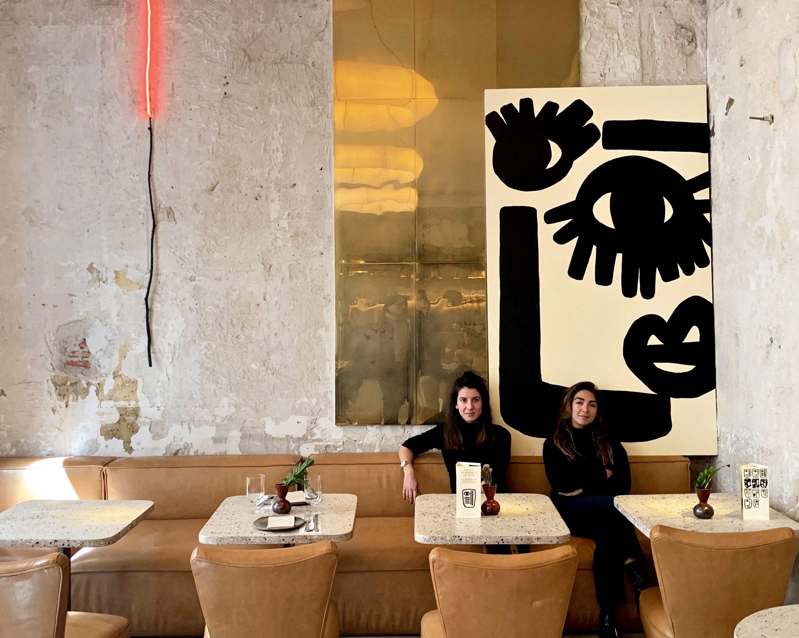 Carmen Riestra y Gabriela Maskrey / Foto: Dust and Soul