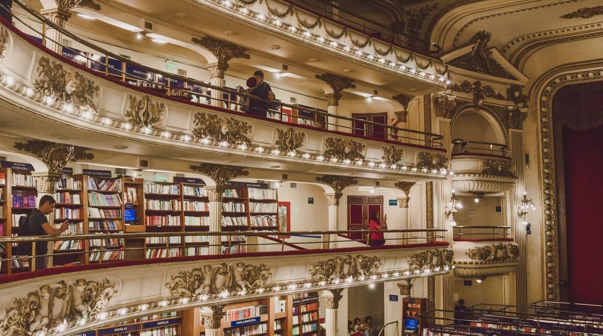 El Ateneo Grand Splendid de Buenos Aires / Foto: Unplash