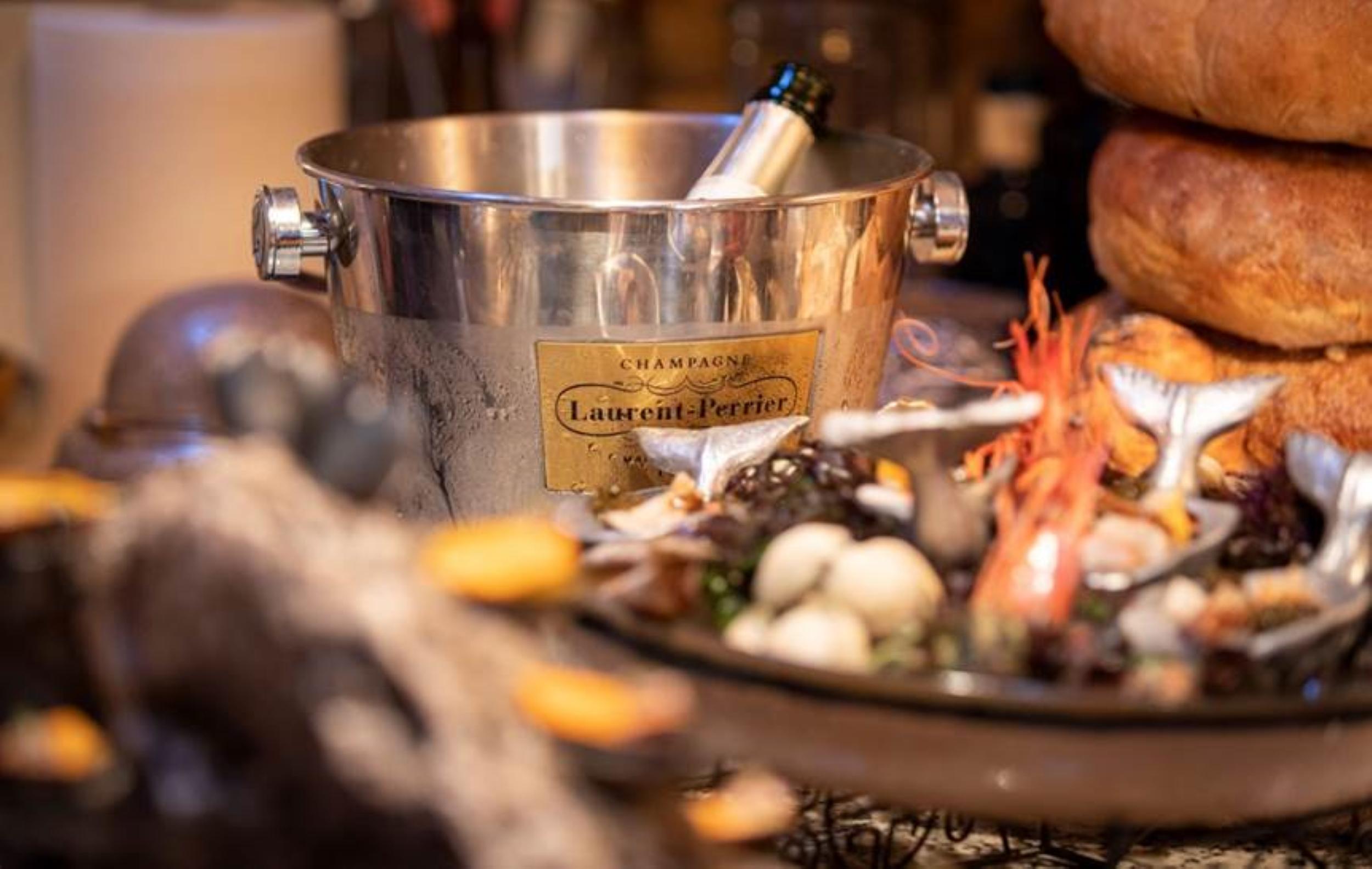 Detalle de la cena de Estimar / Fotos: Estimar