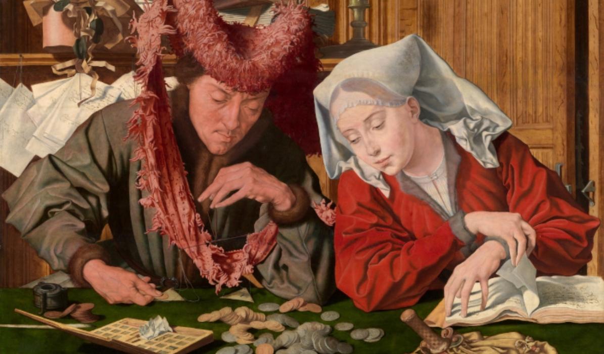 Marinus van Reymerswaele: el pintor del mundo financiero en Madrid