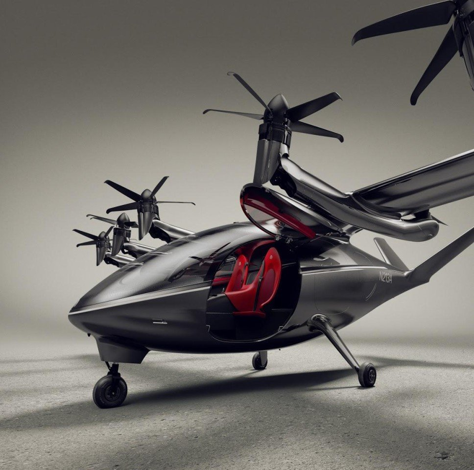 Archer's Maker eVTOL. /Foto: Archer's