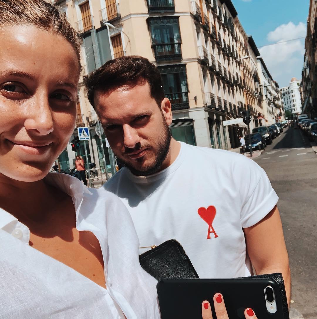 Sofía y Fabio Encinar / Foto: @fabioencinar