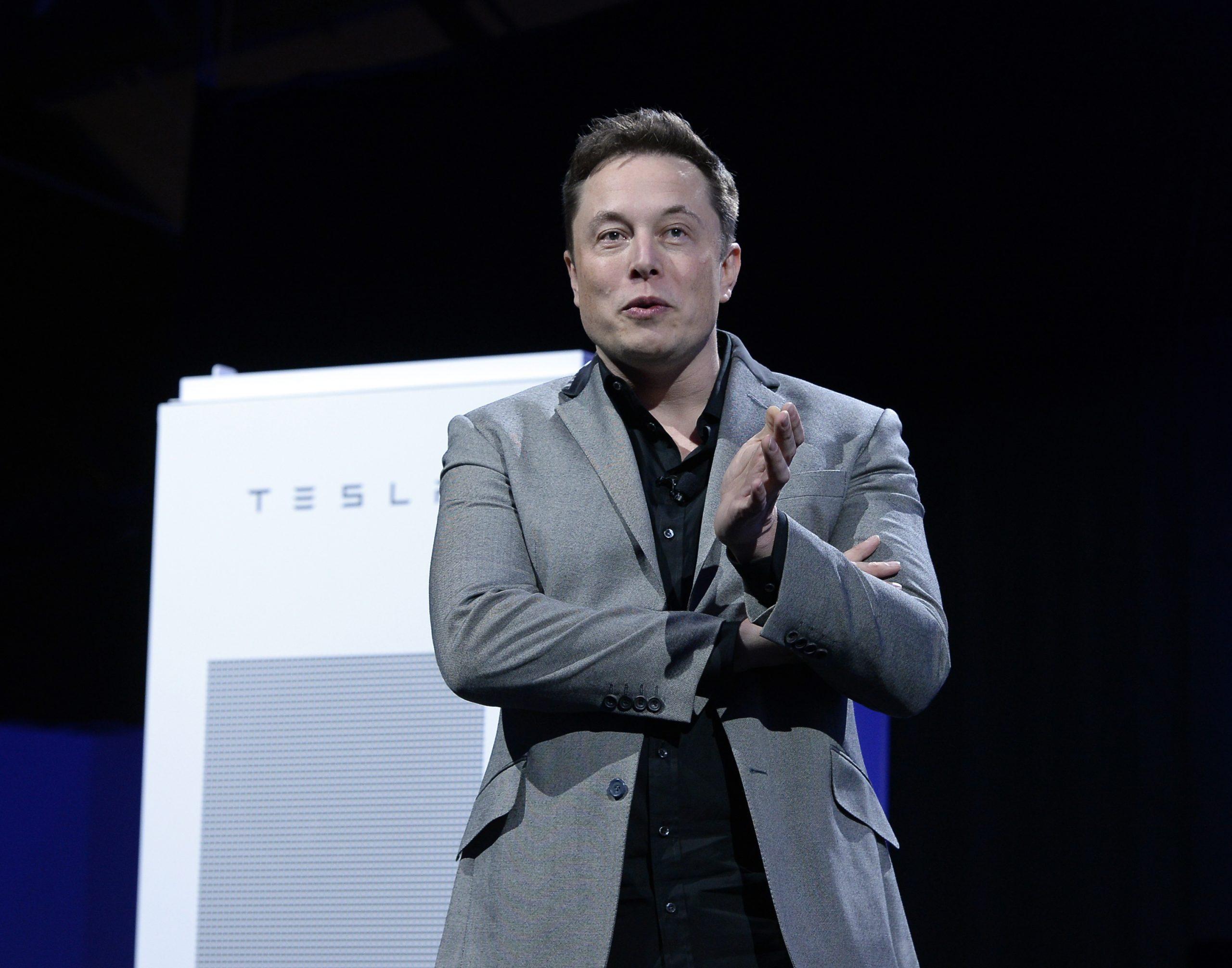 Elon Musk, CEO de Tesla/Foto: Getty