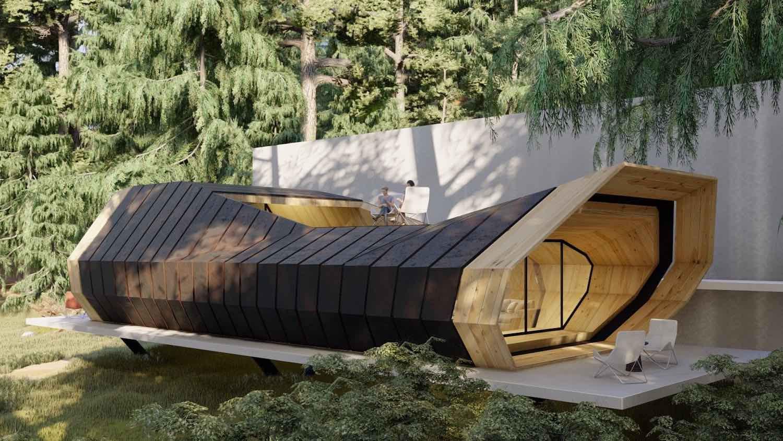Gil Cottage en Manchester/Foto: Shomali Design