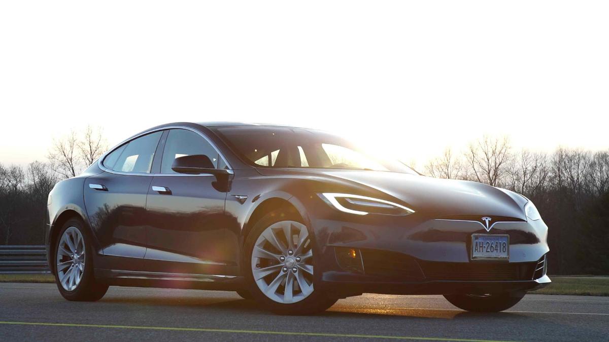 Tesla Model S/Foto: Tesla