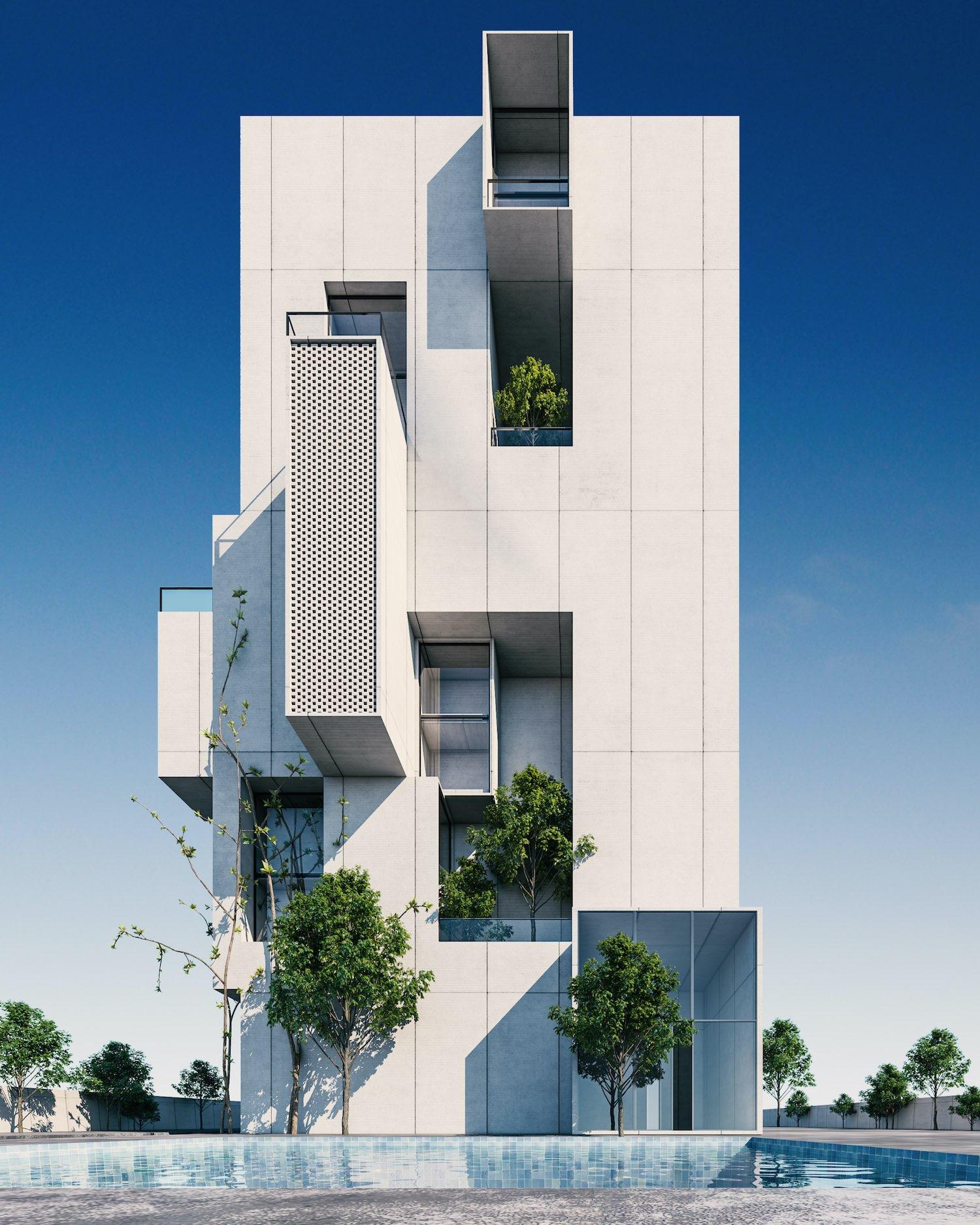 Valanjak Residential Building/Foto: Saeb Alimmohammadi