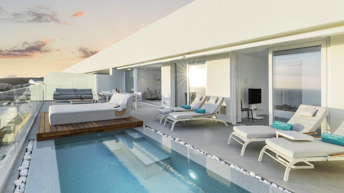 Las villas de lujo del Royal Hideaway Corales Resort