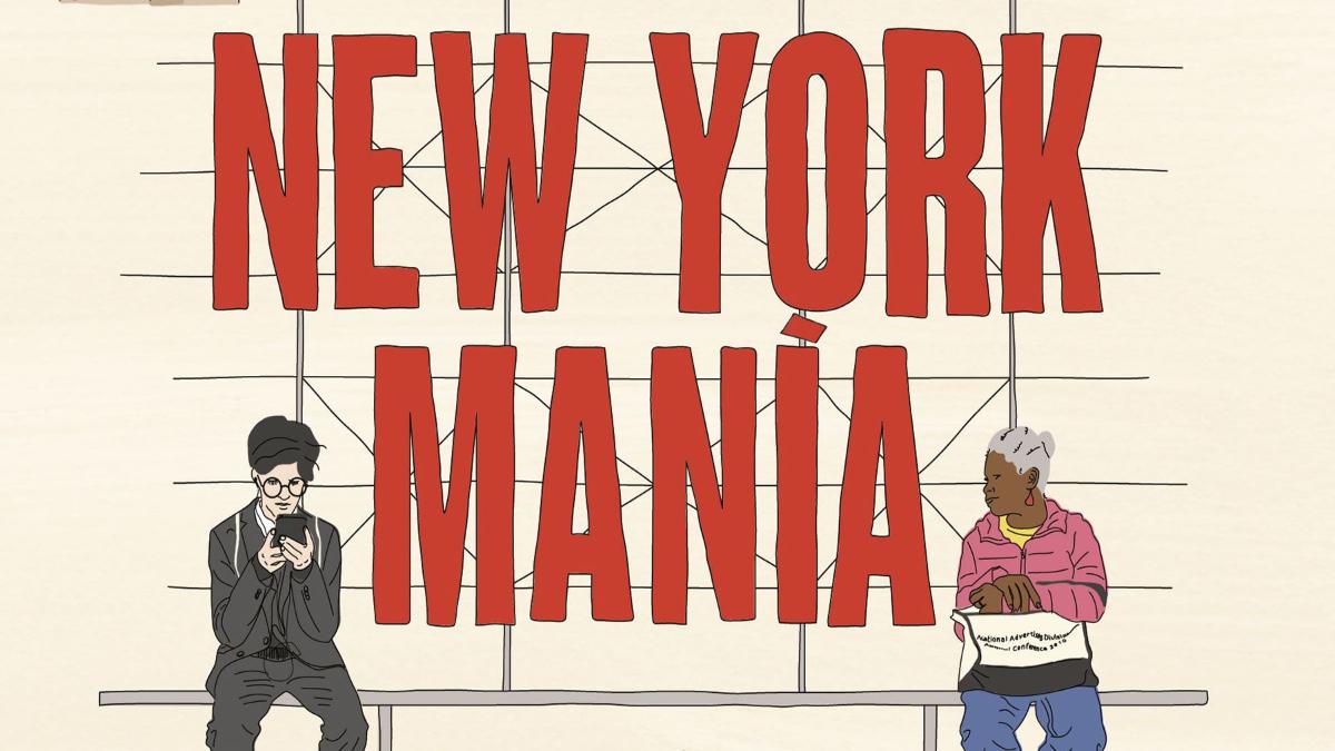 Portada de New York manía/Foto: Lunwerg Editores