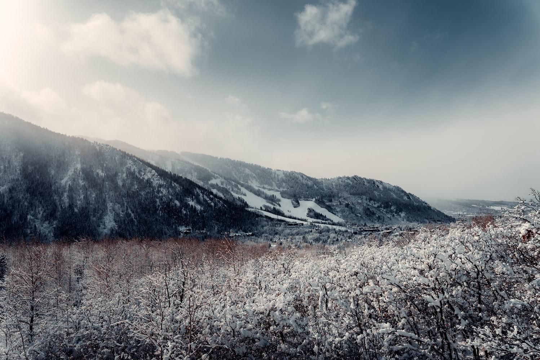 Las montañas de Aspen / Foto: Unplash