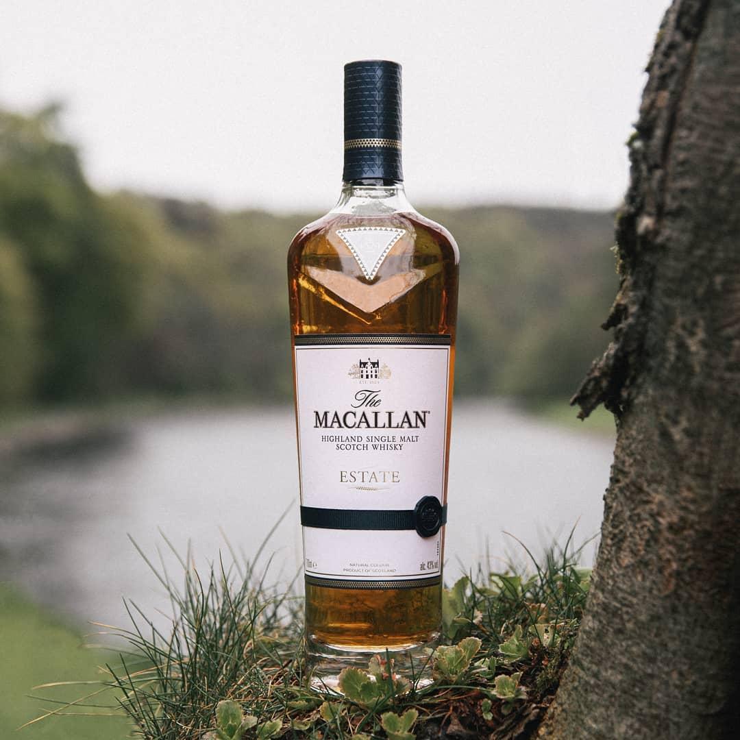Botella de Macallan. /Foto: @the_macallan