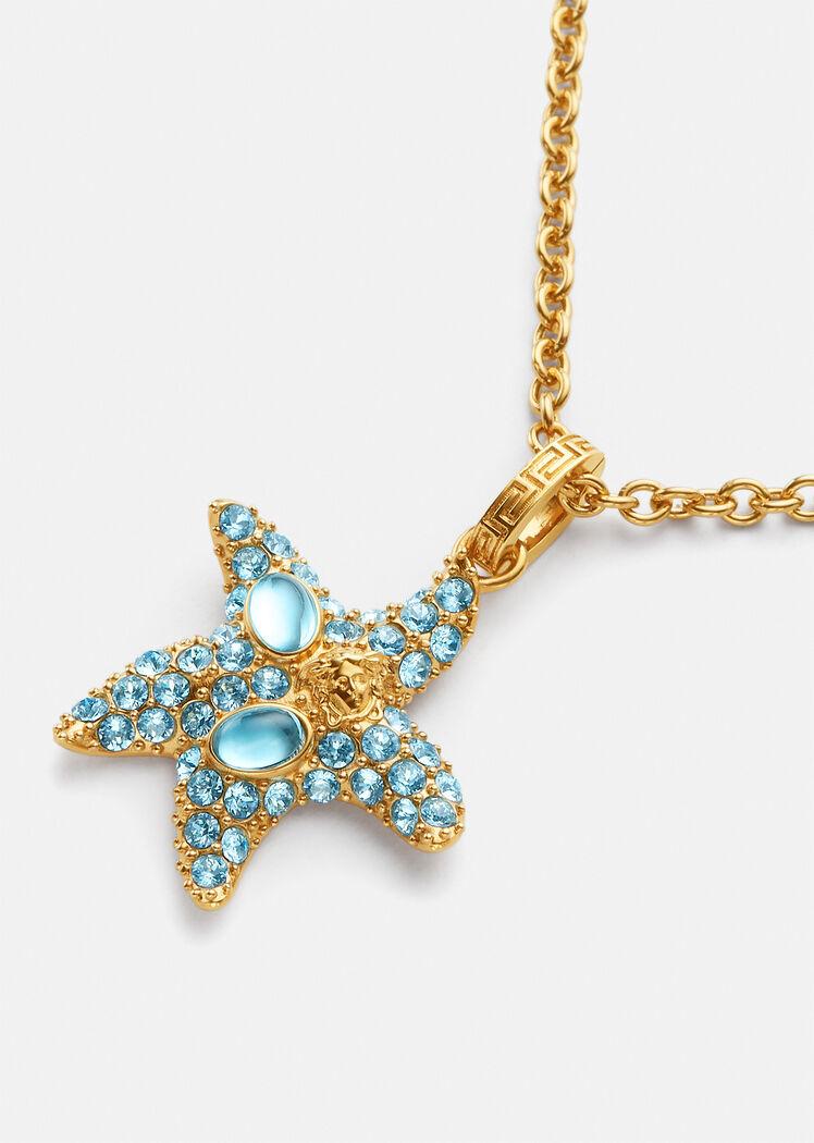 Collar Estrella de mar 'Trésor de la Mer' / Foto: Versace