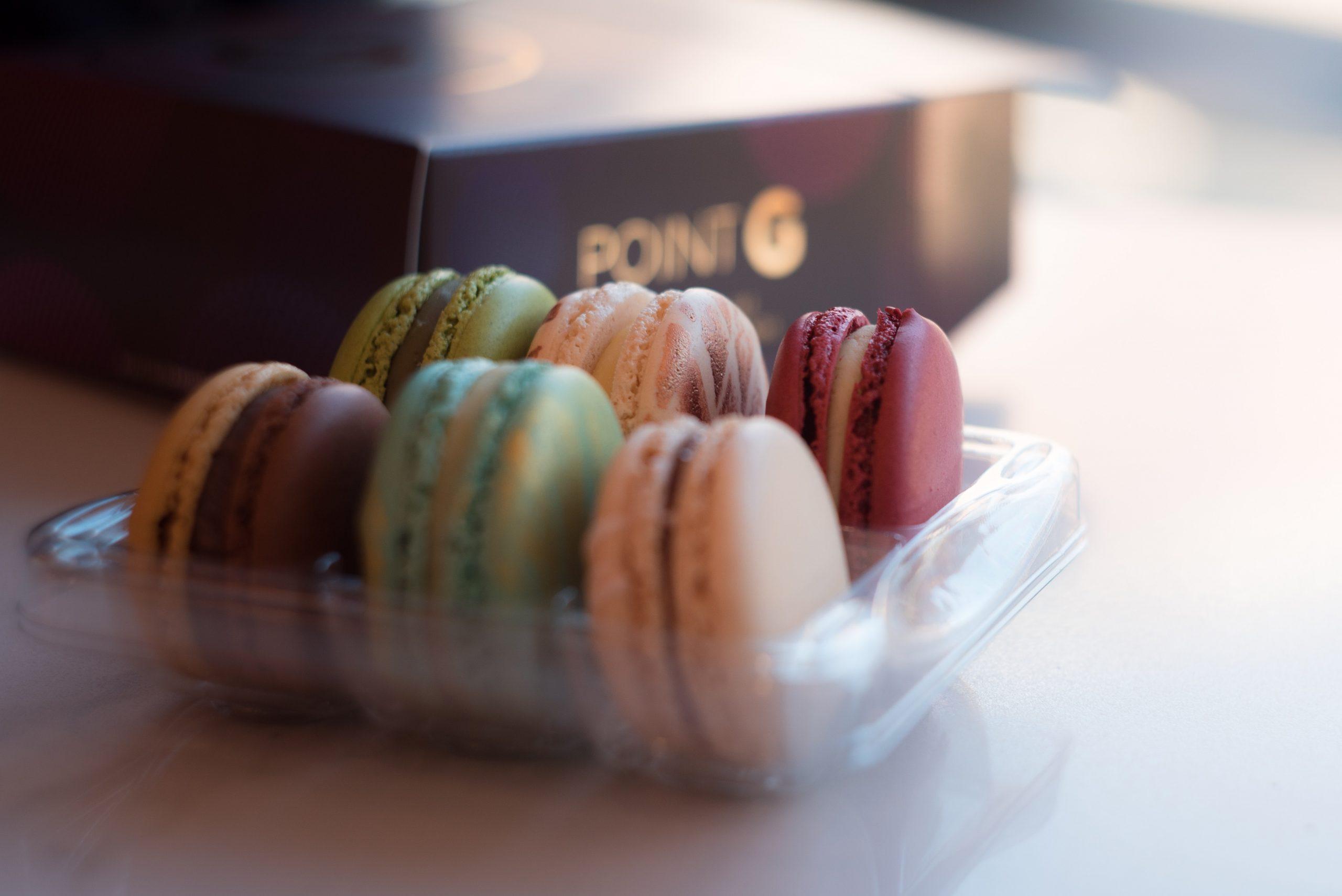 Macarons. /Foto: pexels