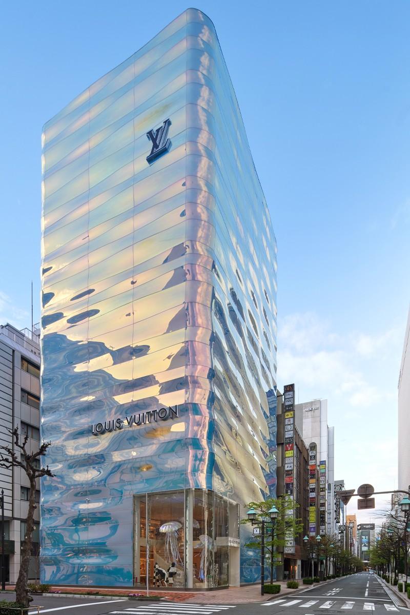 Edificio Louis Vuitton / Foto: Louis Vuitton