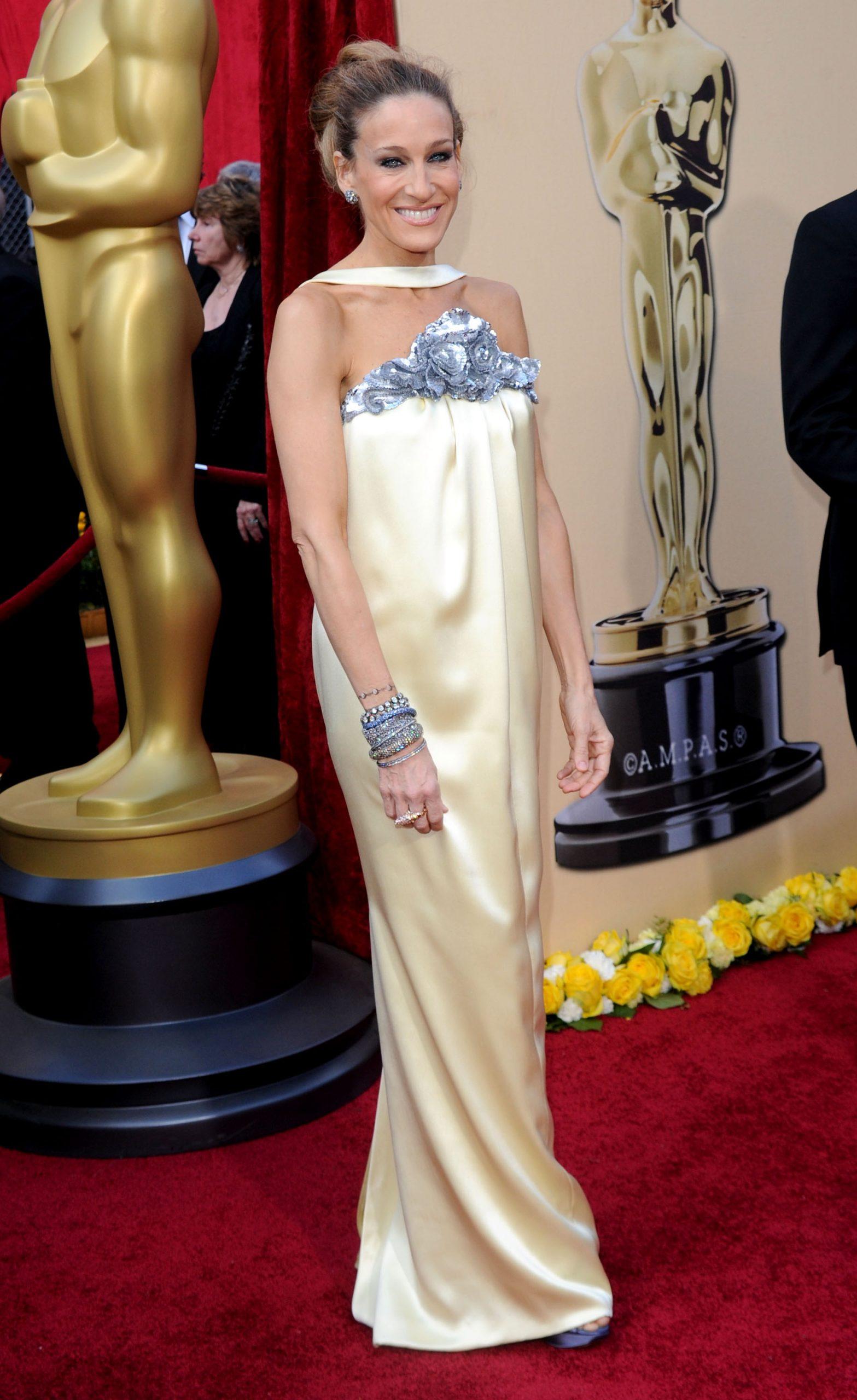 Sarah en los Oscar/Foto: Jason Merritt/Getty Images