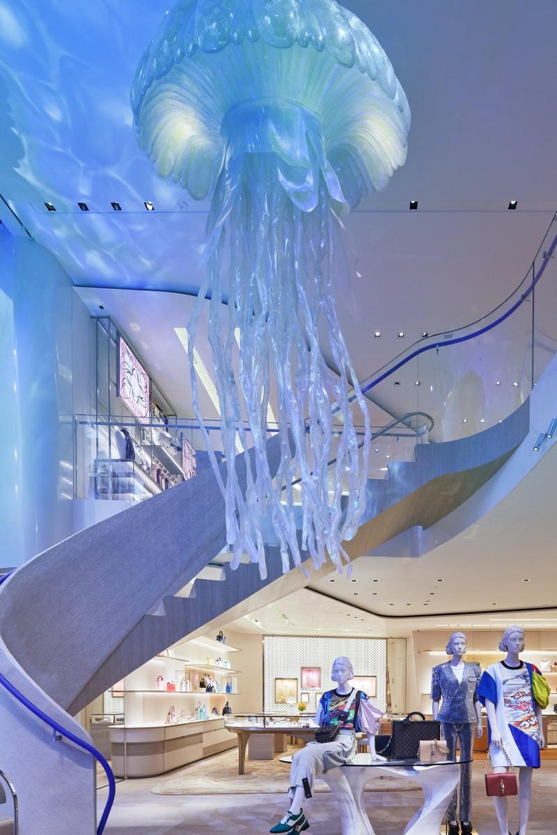 Medusa Louis Vuitton / Foto: Louis Vuitton