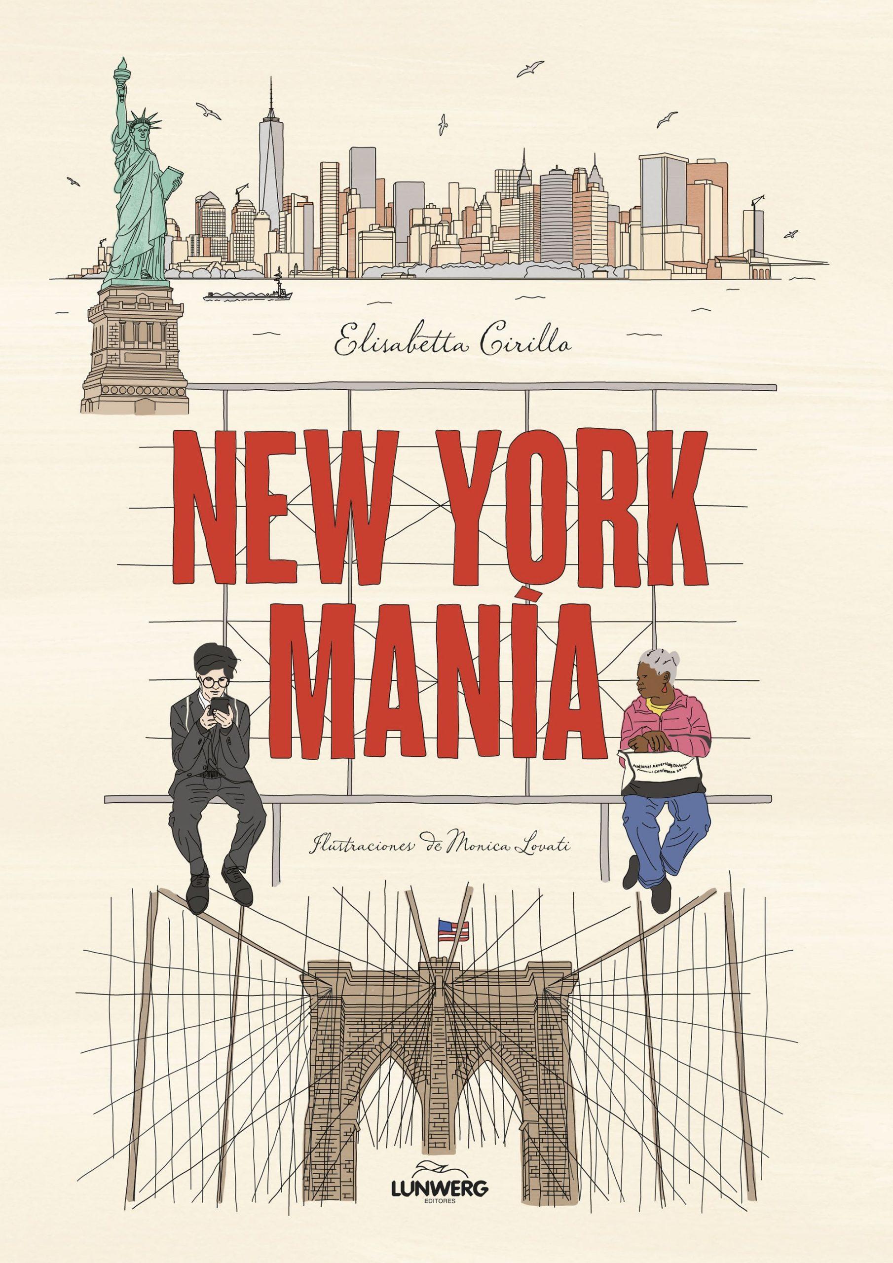 'New York Manía': una biblia ilustrada sobre la cultura neoyorquina