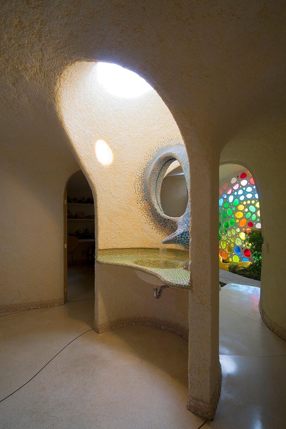 El baño de Casa Nautilus