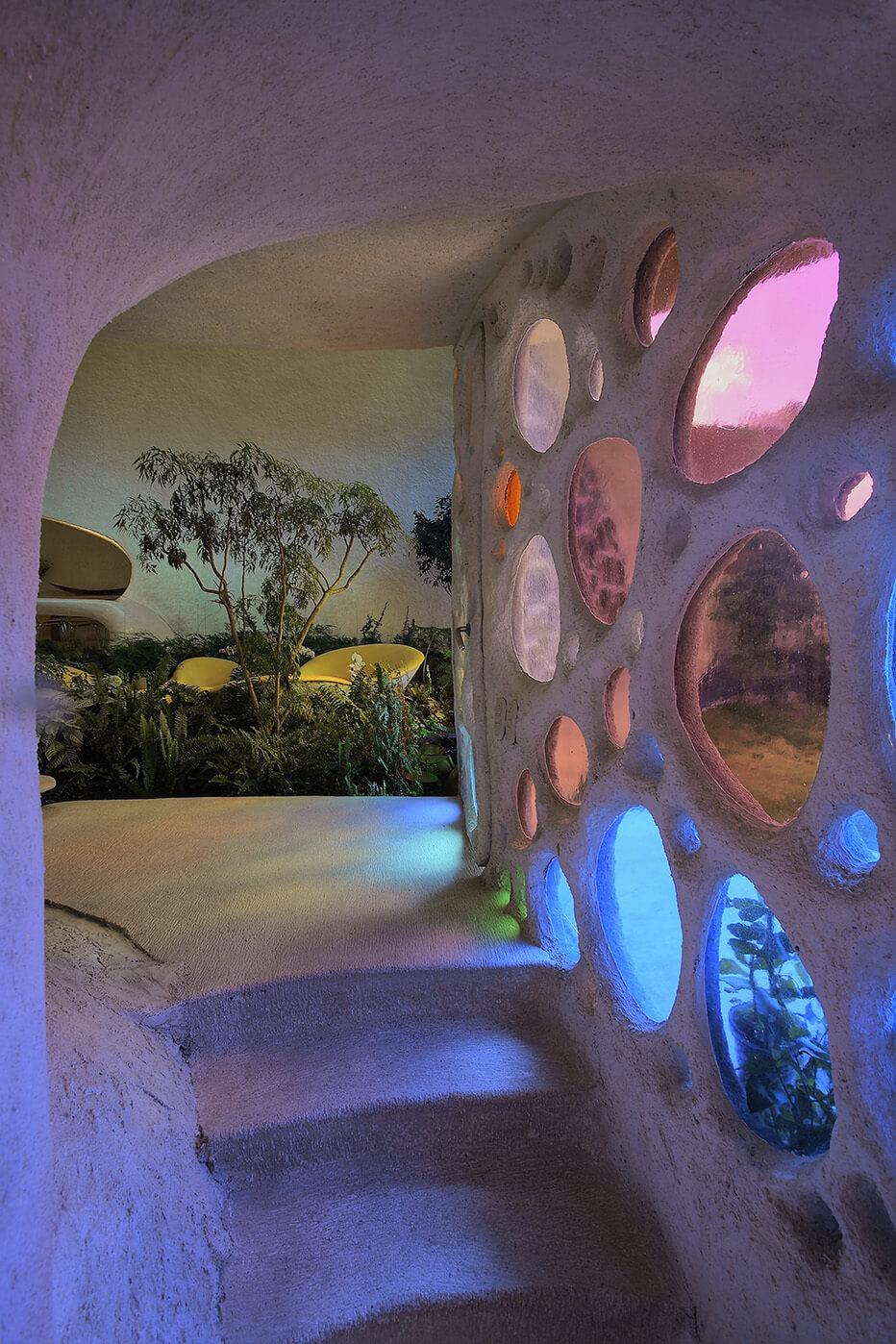Nautilus, la casa mexicana de formas caprichosas que te invitamos a conocer