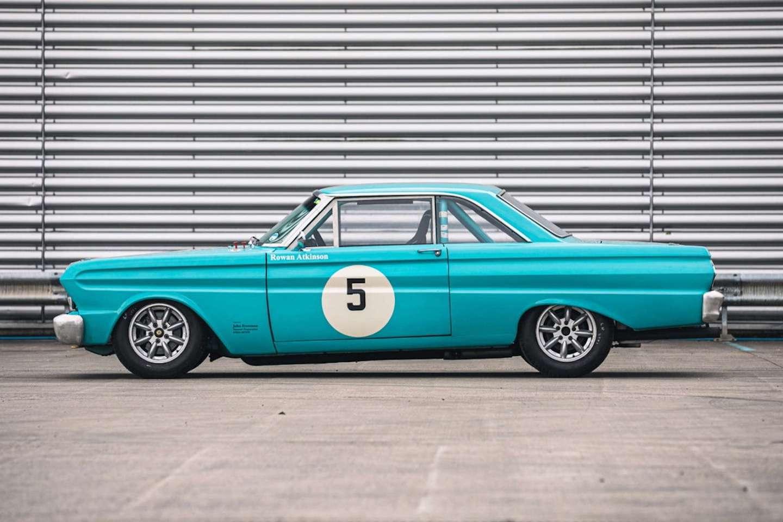 Ford Falcon de lado / Foto: Silverstone Auctions