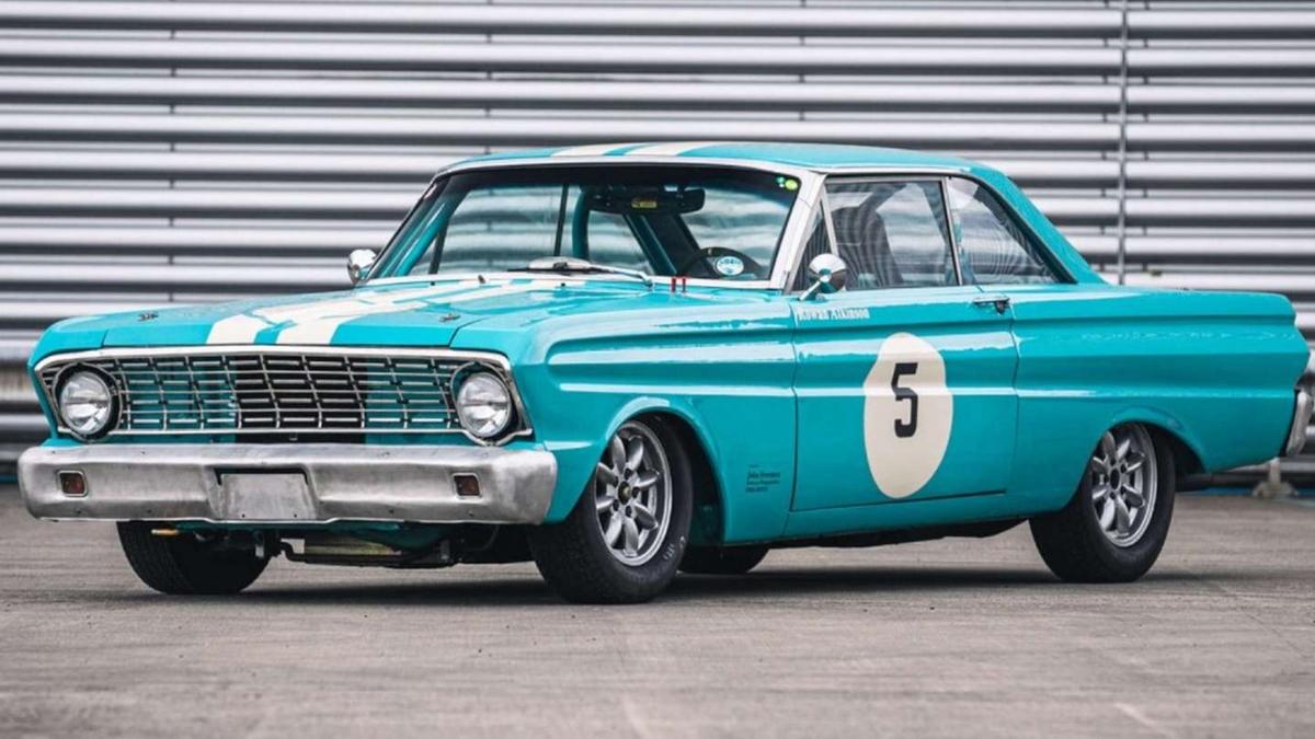 Ford Falcon / Foto: Foto: Silverstone Auctions