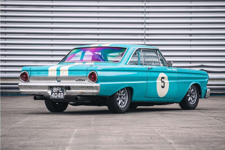 Trasera del Ford Falcon / Foto: Silverstone Auctions