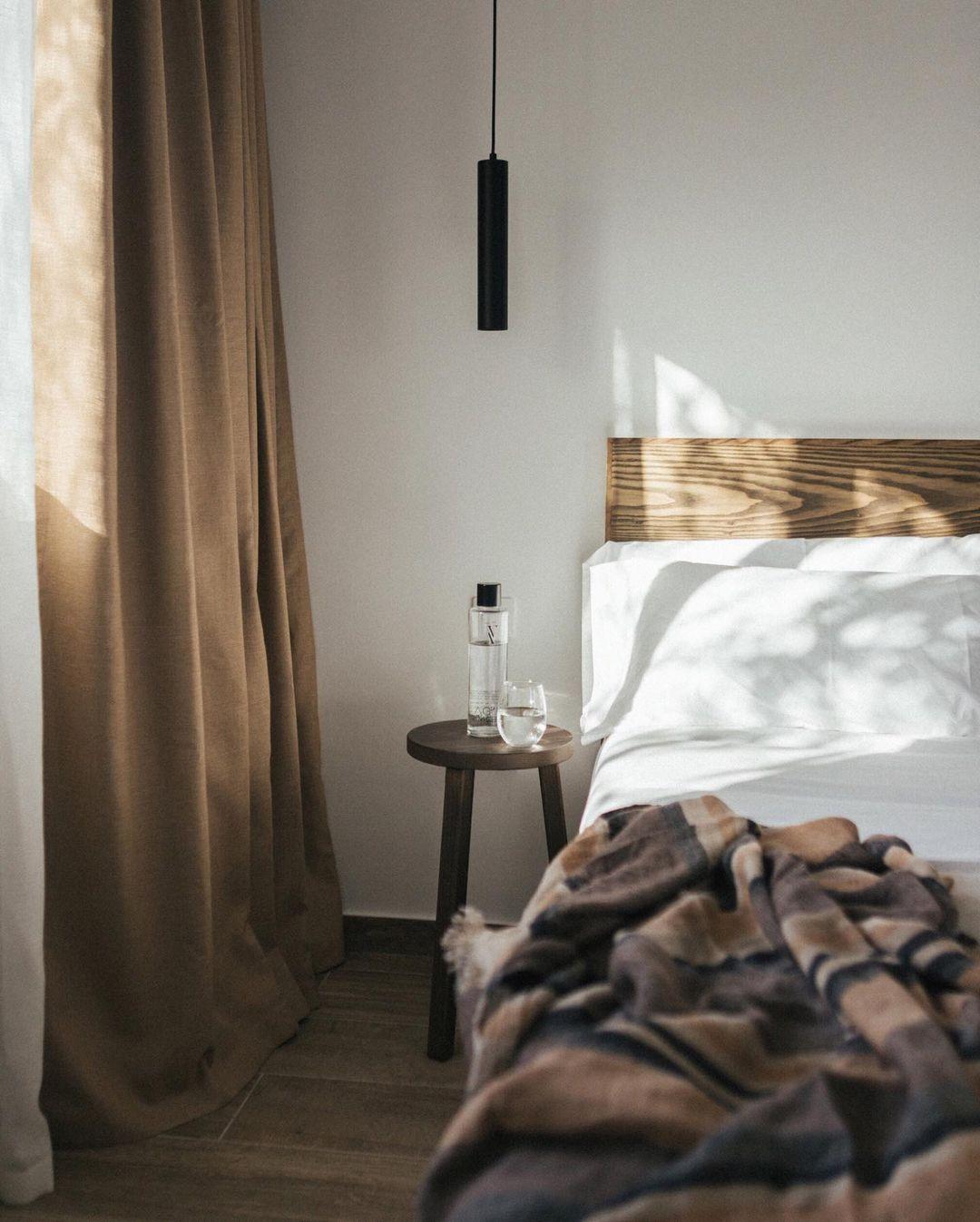 Una de las suites del hotel / Foto: Alava Suites