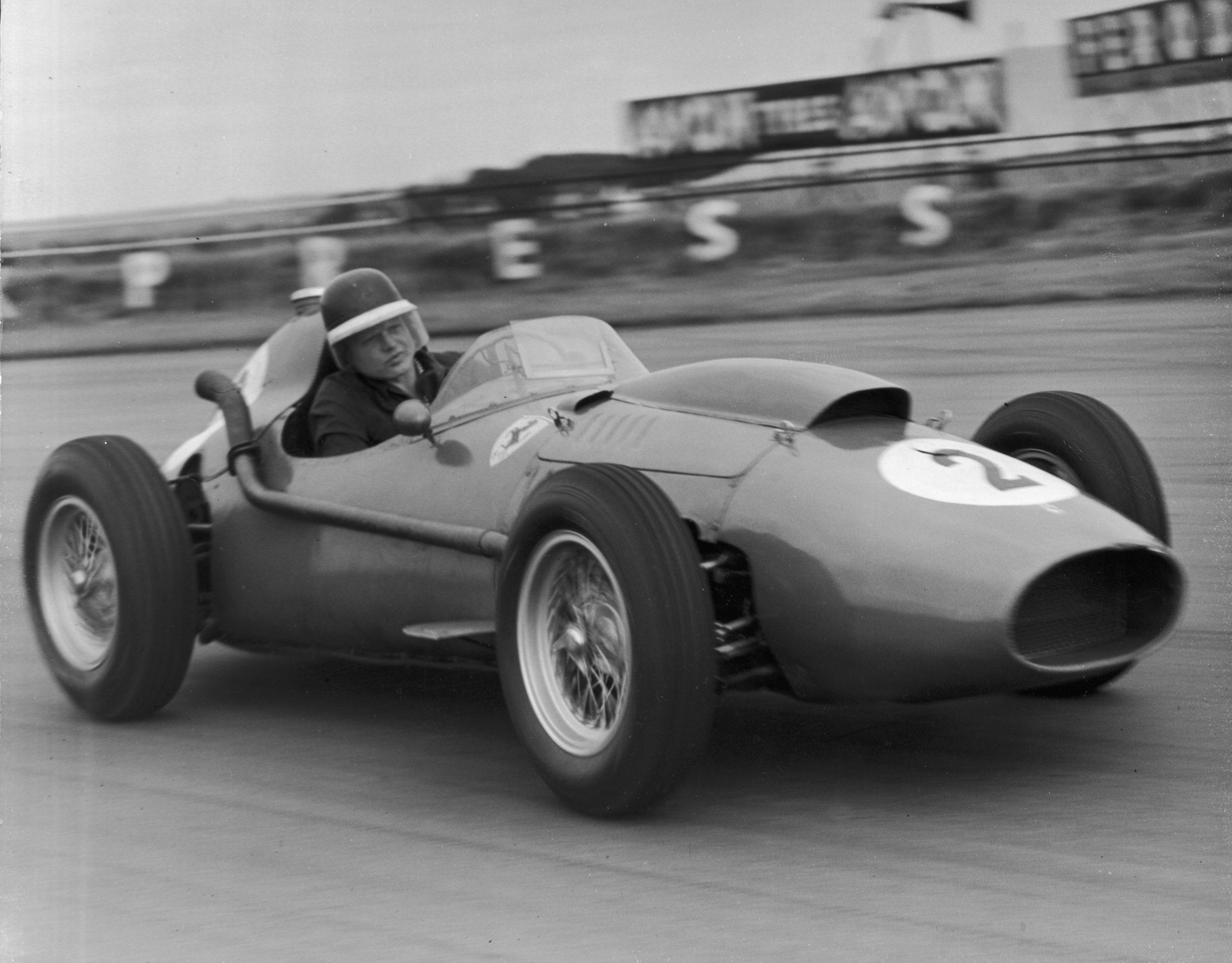 Grand Prix Practice 1958/Foto: Getty