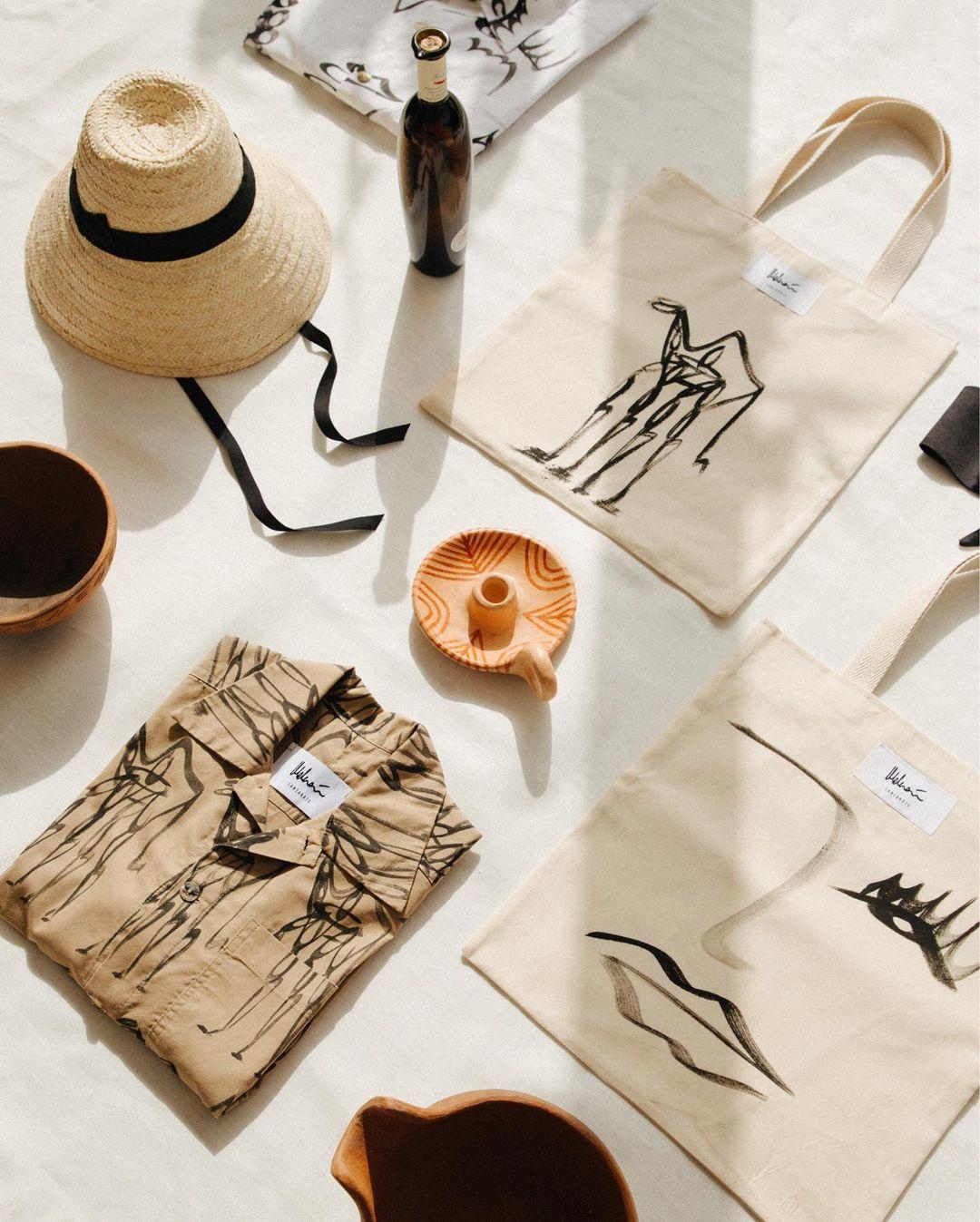 Algunos de los productos de la boutique local / Foto: Alava Suites