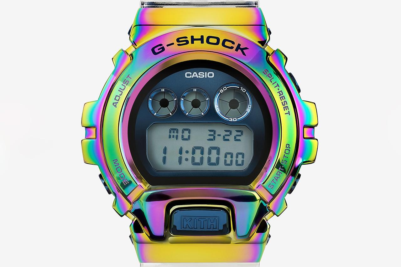 Reloj Casio / Foto: Casio