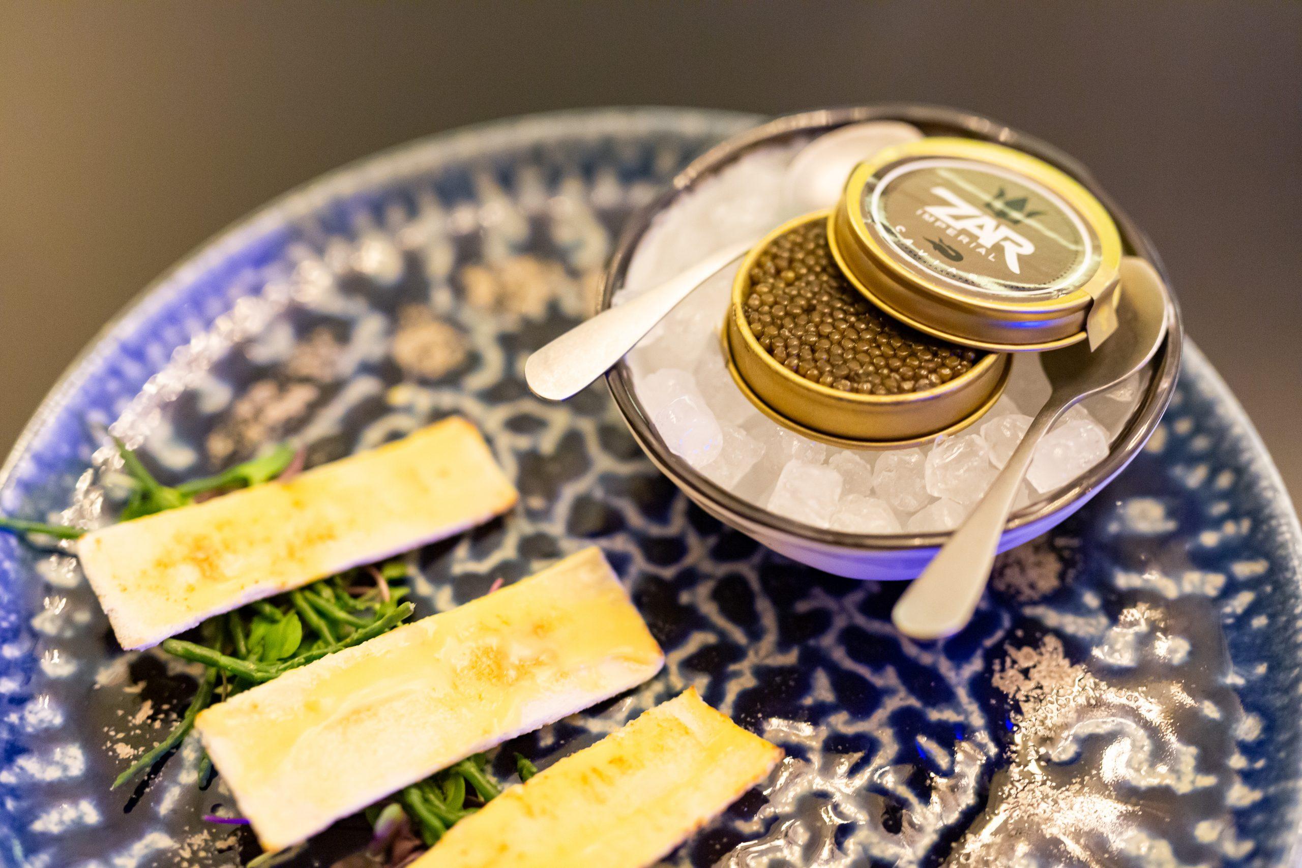 Caviar imperial Zar / Foto: Aurora Madrid