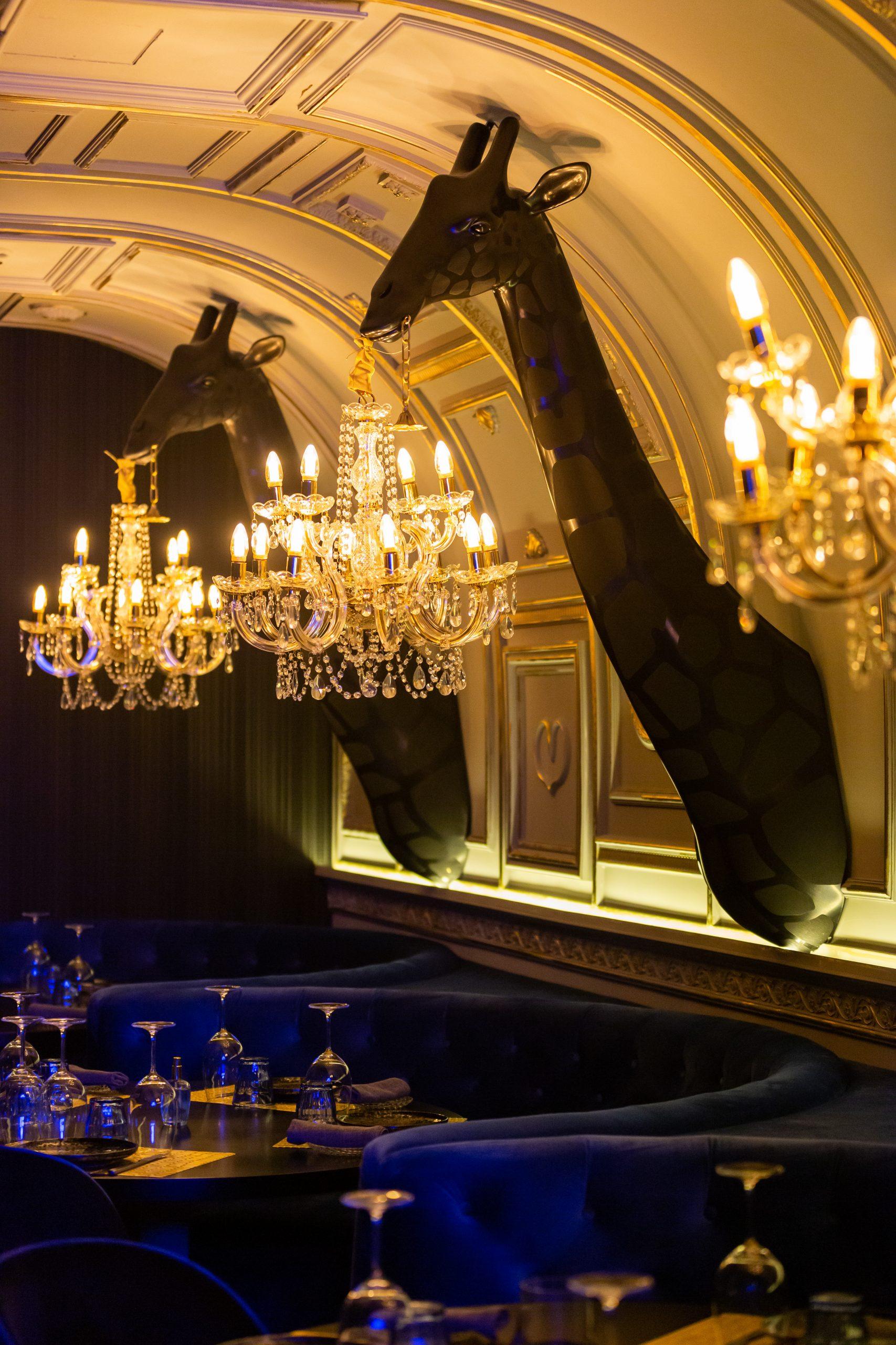 Detalles del interior del restaurante / Foto: Aurora Madrid