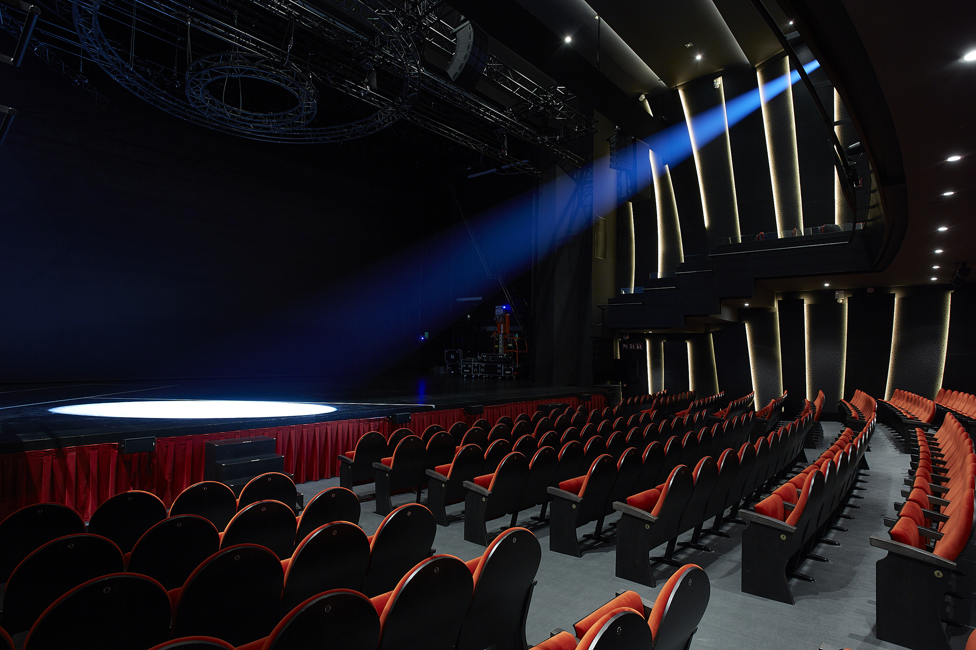 Interior del teatro Soho/Foto: Soho CaixaBank