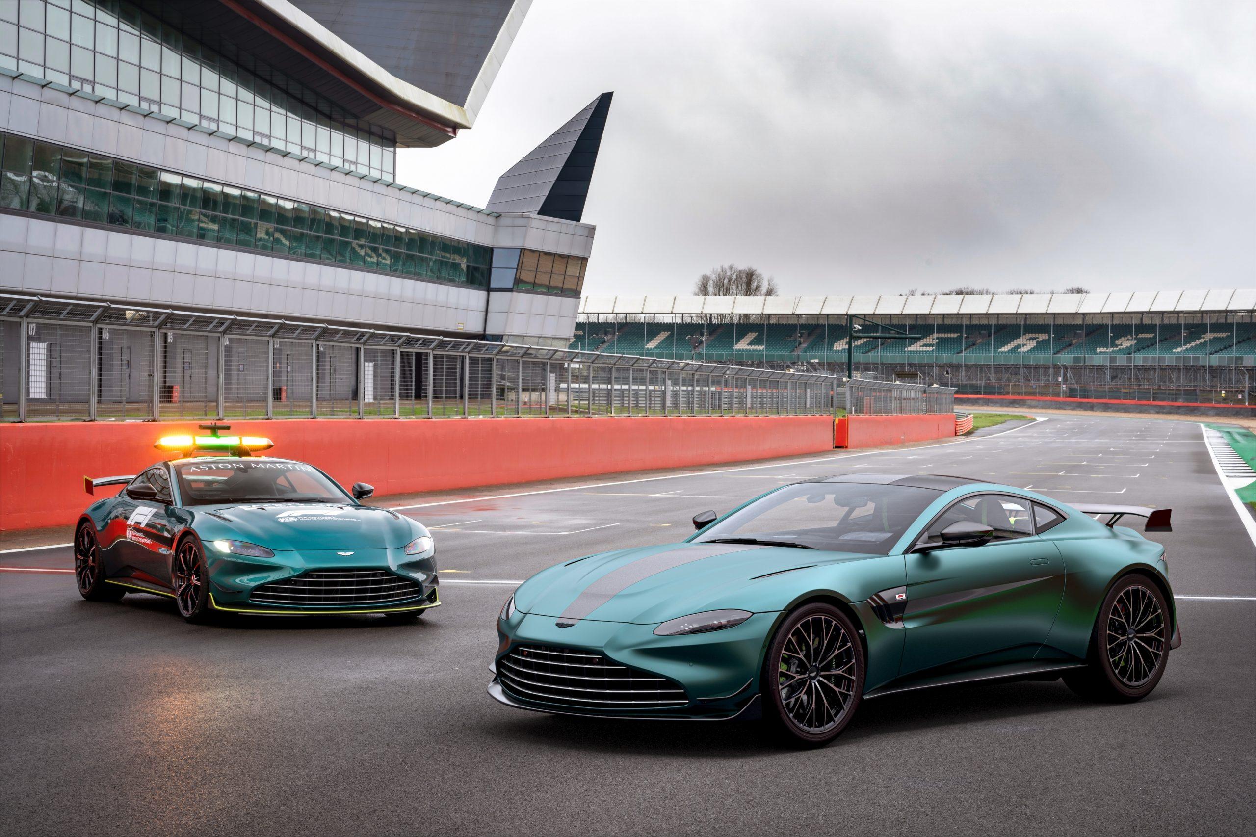 El VantageF1 de Aston Martin